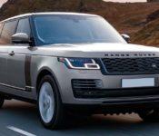 2021 Land Rover Range Rover Evoque New Sport Vogue