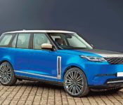 2021 Land Rover Range Rover Style Change Your Own