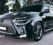 2021 Lexus Lx 2020 Lx570 F Facelift