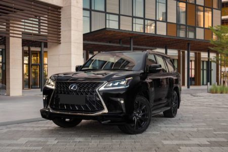 2021 Lexus Lx 570 New All Price Awd The Lease