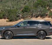 2021 Lincoln Aviator Apple Carplay Location A