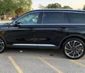 2021 Lincoln Aviator Autotrader Air Suspension Actor