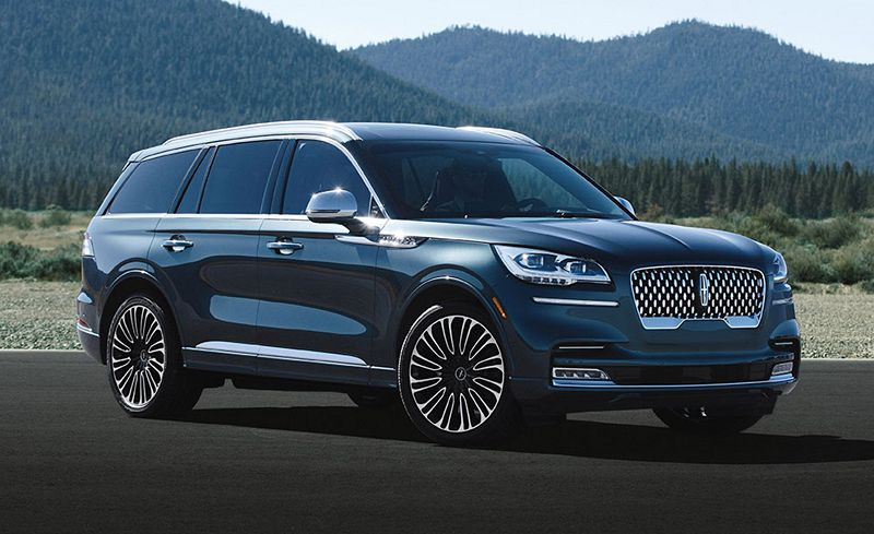 2021 Lincoln Aviator Black Label When Does The Come Out