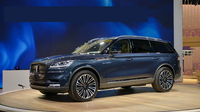 2021 Lincoln Electric Suv All Crossover 2019 2020