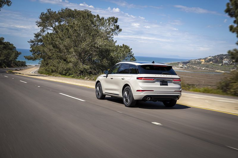 2021 Lincoln Electric Suv Awd Actor Wheel Drive