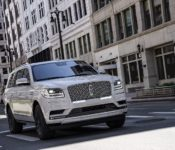 2021 Lincoln Navigator 2018 Accessories Air Suspension
