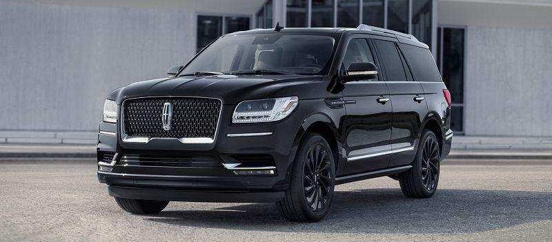 2021 Lincoln Navigator Hybrid L Refresh Changes