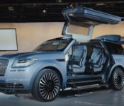 2021 Lincoln Navigator Logo The Commercial Song