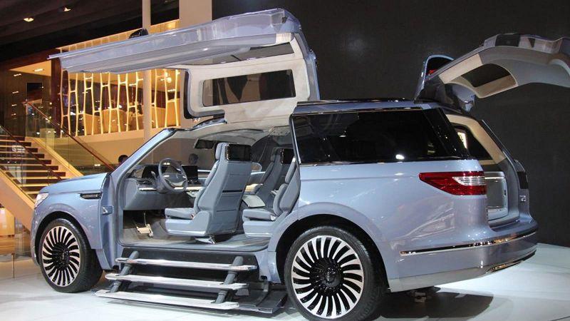2021 Lincoln Navigator Price Black Label Interior