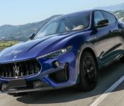 2021 Maserati Levante Base Blue Weight Ownership