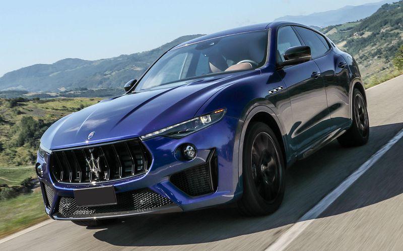 2021 Maserati Levante Base Blue Weight Ownership