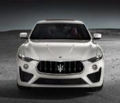 2021 Maserati Levante Battery Location Brake Pads