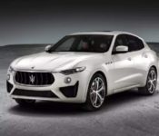 2021 Maserati Levante Blacked Out Cost Colors