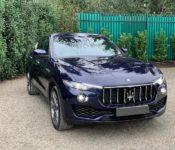 2021 Maserati Suv Custom Carmax Colors Cpo