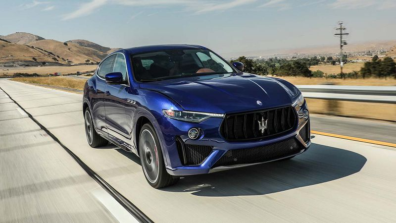 2021 Maserati Suv Levante New Small Price