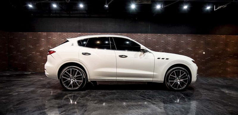 2021 Maserati Suv What Does Show Me Crossover