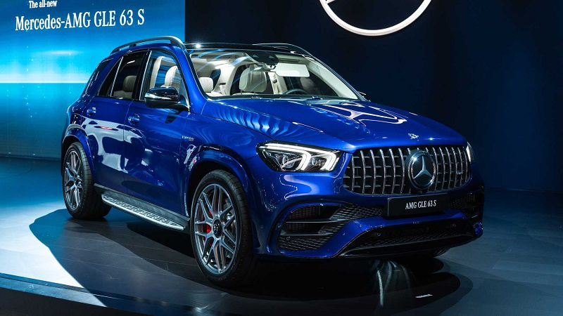 2021 Mercedes Amg Gle 63 43 43 Coupe 43 Suv 43 4matic