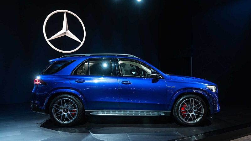 2021 Mercedes Amg Gle 63 Baby Ride On S 4matic Coupe 43 4matic 4matic Suv