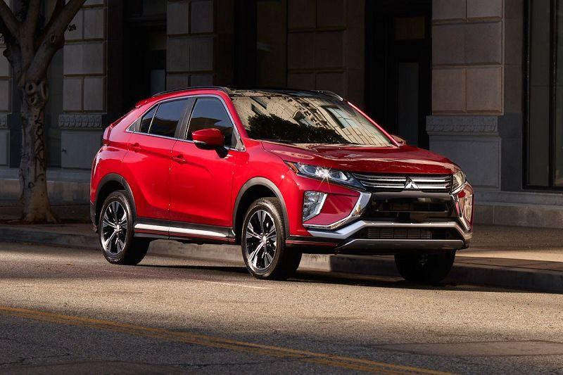 2021 Mitsubishi Eclipse Hybrid Neuer Nuevo 2020