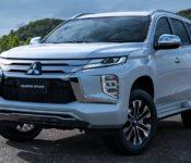 2021 Mitsubishi Pajero Interior New Suv Reviews