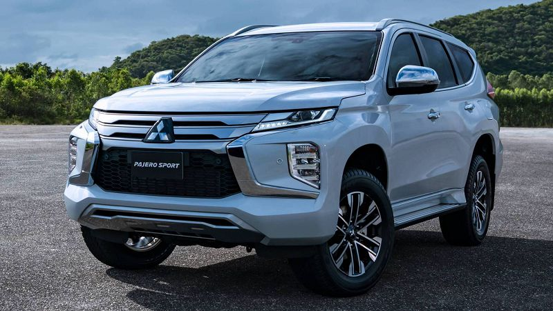 2021 Mitsubishi Pajero Interior New Suv Reviews