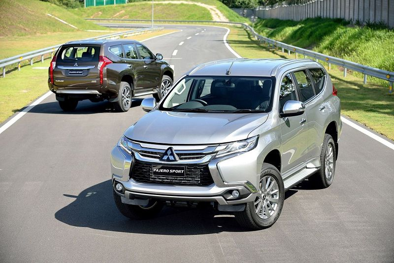 2021 Mitsubishi Pajero Sport Price In India Model