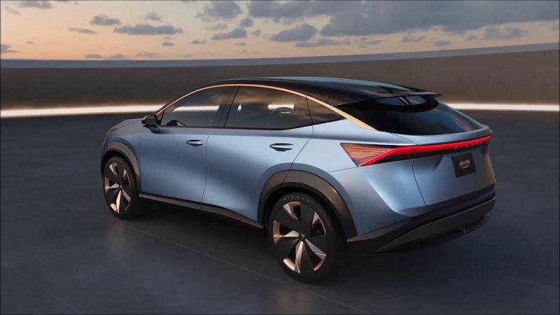 2021 Nissan Ariya Availability Awd Australia Autonomie