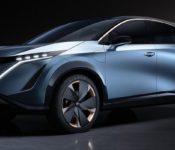 2021 Nissan Ariya Battery Size Cooling Boot