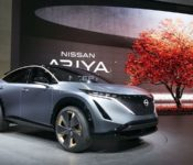 2021 Nissan Ariya Date Production Ces Dimensions