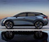 2021 Nissan Ariya Design Deutsch Danmark De