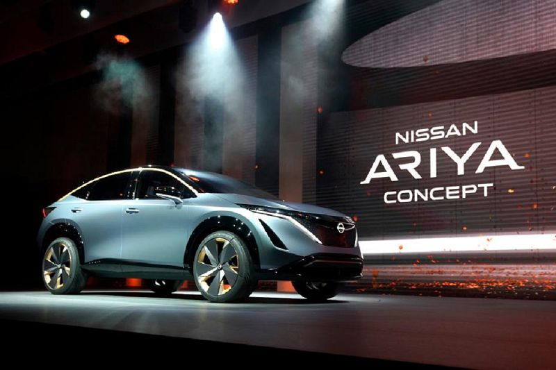 2021 Nissan Ariya Electric Suv España Electrique