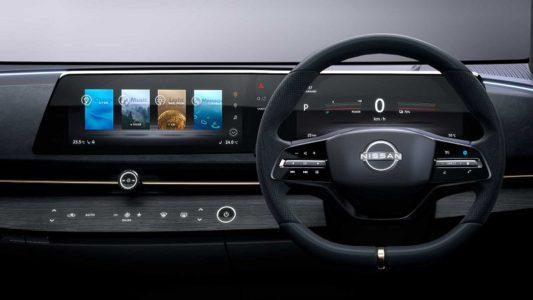 2021 Nissan Ariya Sortie Launch Uk Ev