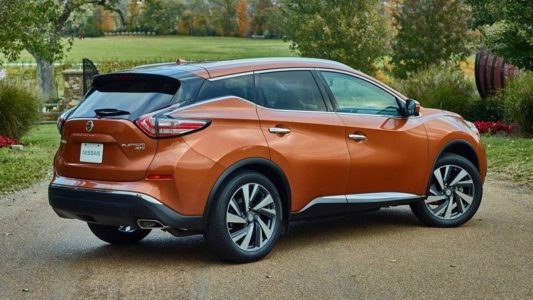 2021 Nissan Murano Review Price Hybrid Changes