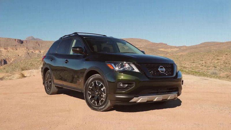 2021 Nissan Pathfinder Armada Accessories Apple Carplay