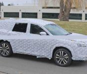 2021 Nissan Pathfinder Model Nueva Platinum