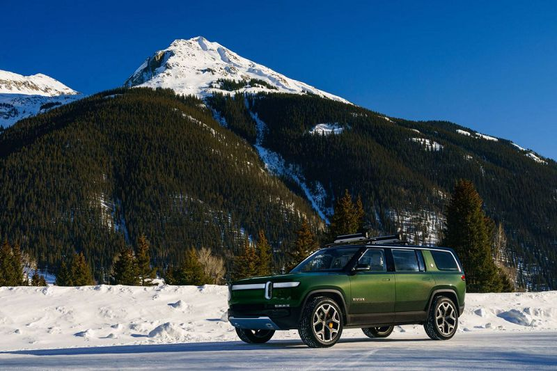 2021 Rivian R1s Electric Suv R1 Price Engine Español