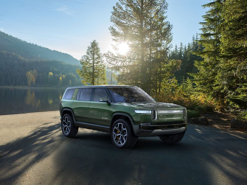 2021 Rivian R1s Interior Dimensions Colors Specs