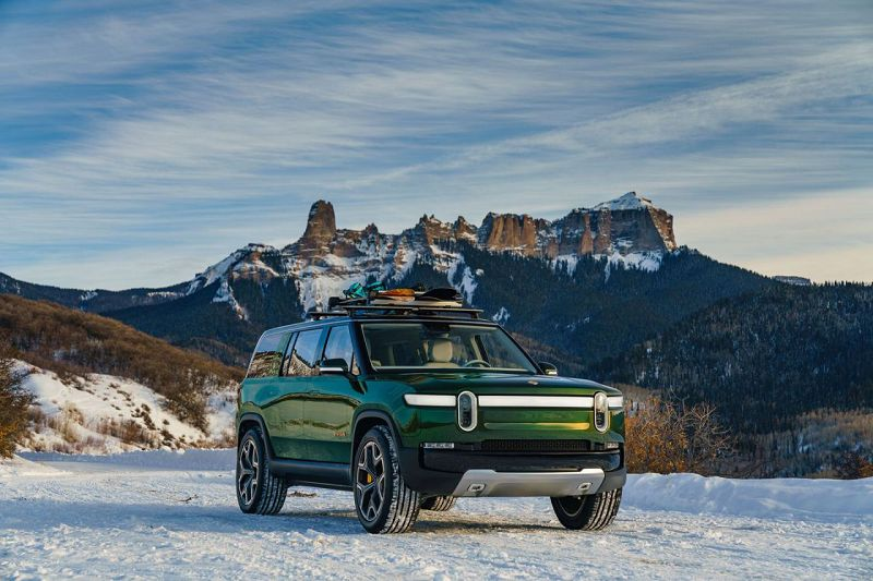 2021 Rivian R1s R1t And Buy The Europe Electrek