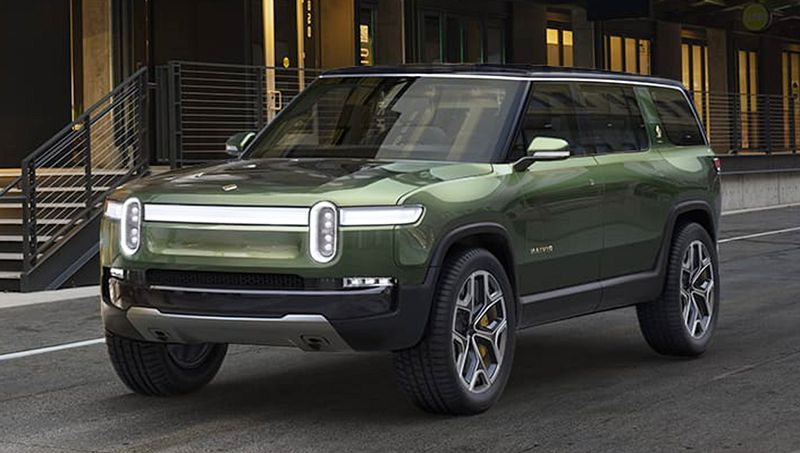 2021 Rivian R1s Review White Availability Autopilot