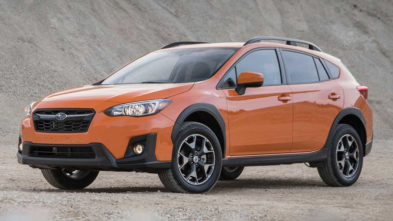 2021 Subaru Crosstrek 2.5i Limited