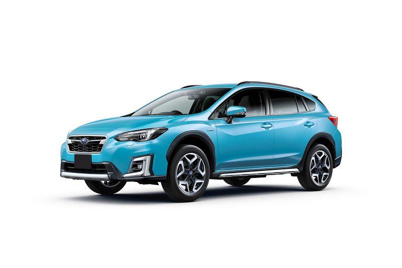 2021 Subaru Crosstrek More Power Manual Phev
