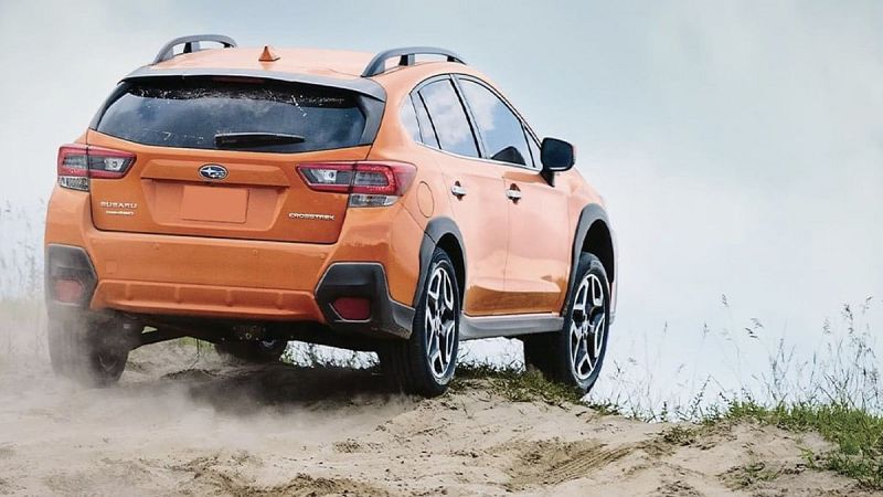 2021 Subaru Crosstrek New Colors