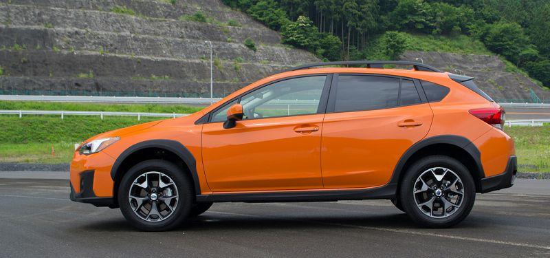 2021 Subaru Crosstrek Turbo Xt Xti Xv