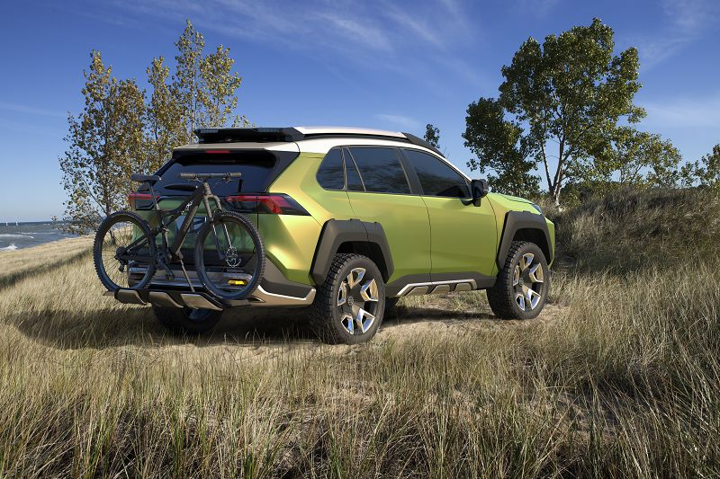 2021 Toyota 4runner Diesel Design Engine Nightshade Special