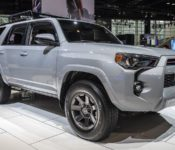 2021 Toyota 4runner New Blind Spot Monitor
