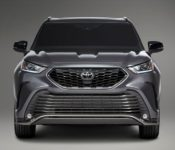 2021 Toyota Highlander Colors Configurations Changes Cargo