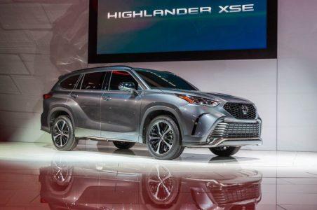 2021 Toyota Highlander For Sale Limited Mpg