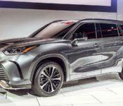 2021 Toyota Highlander Phev Review Redesign Redline