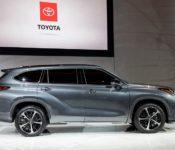 2021 Toyota Highlander Platinum Model Nz New