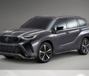 2021 Toyota Highlander Sporty Trim Awd When Will The Be Available